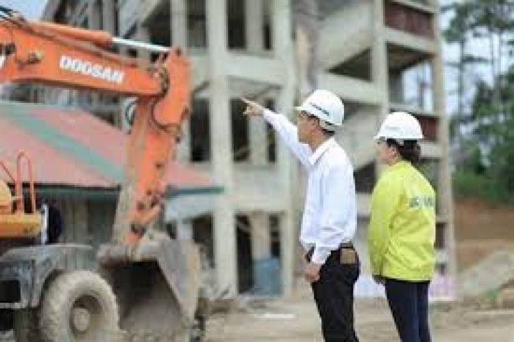 Khóa học chỉ huy trưởng công trường xây dựng