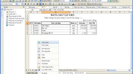 phần mềm dự toán ETA 3