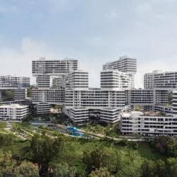 Chung cư có thiết kế kỳ lạ giành giải công trình đẹp nhất thế giới