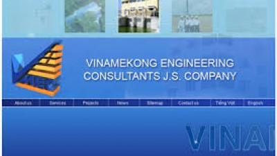 Công Ty Cổ Phần Tư Vấn Xây Dựng VINA MÊ KÔNG (VMEC)