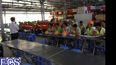 Huấn luyện an toàn lao động trong xây dựng 2