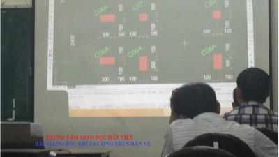 Khóa học lập dự toán tại TPHCM (5)