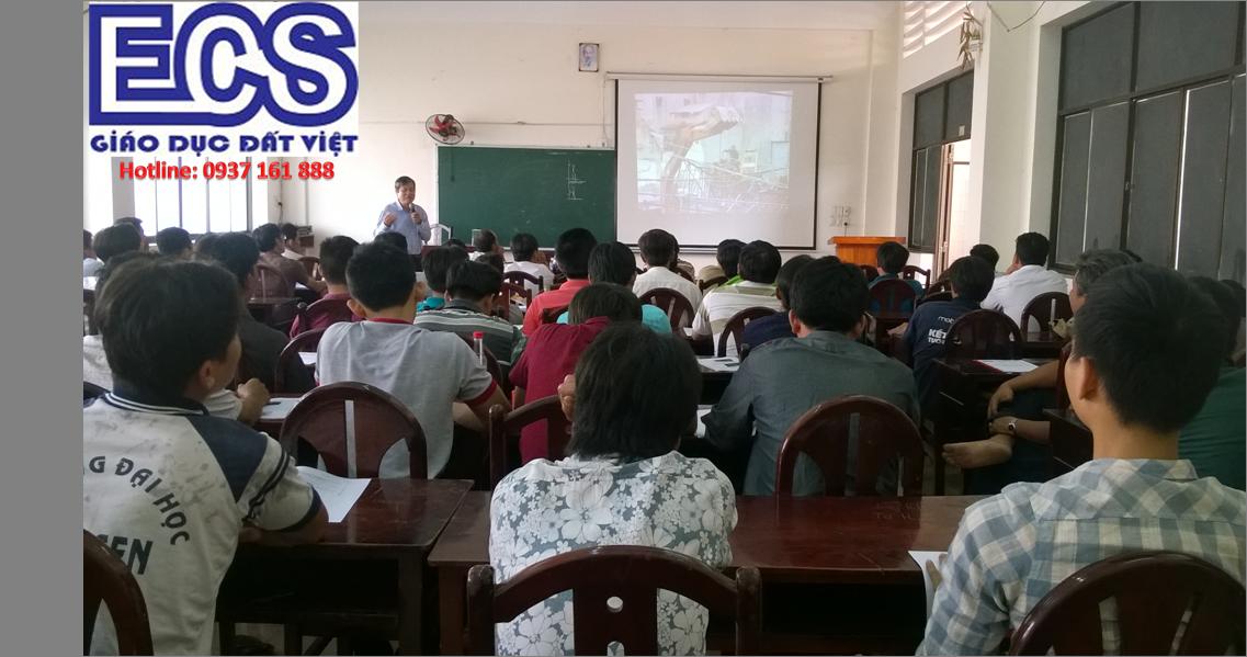 Lớp học đấu thầu tại Tp Hồ Chí Minh