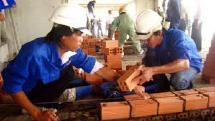 Khóa học sơ cấp nghề, bậc thợ xây dựng